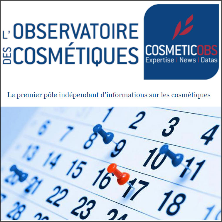 The agenda of the CosmeticOBS editorial team