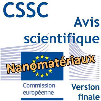 Avis scientifique du CSSC sur la sécurité des nanomatériaux en cosmétiques : version finale