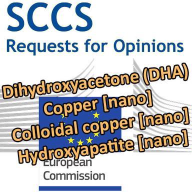 CSSC : demandes d'Opinions pour 3 nanos et la DHA