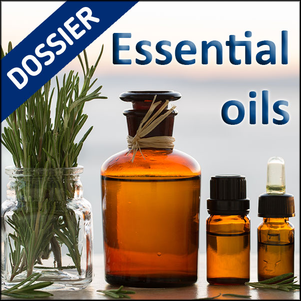 CosmeticOBS dossier on essential oils