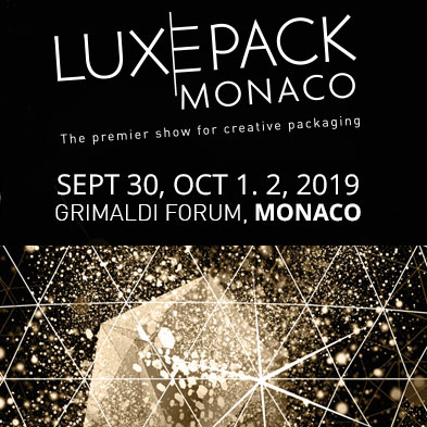 32nd edition of Luxe Pack, the world's leading packaging creativity exhibition