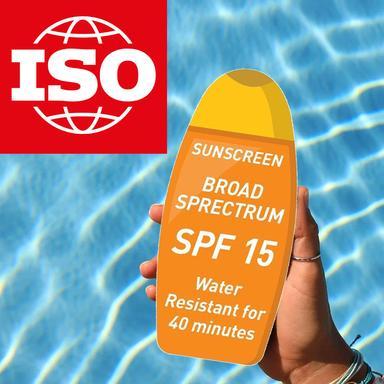 Résistance à l'eau des produits solaires : les deux dernières normes ISO