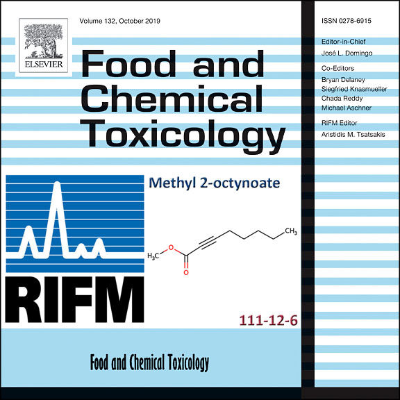 Methyl 2-Octynoate: safe in cosmetics, for RIFM