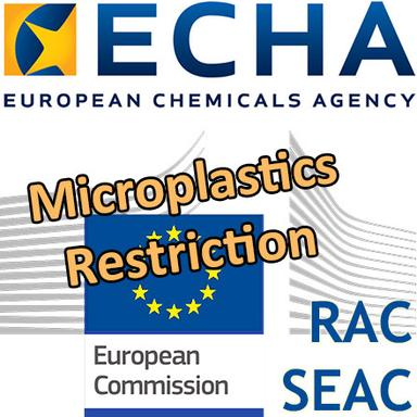 ECHA : avis favorable du CER à la restriction des microplastiques