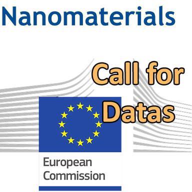 Appel à données de la Commission européenne pour 6 ingrédients nanos