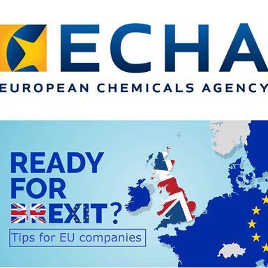 Brexit : préparez vos chaînes d'approvisionnement, exhorte l'ECHA