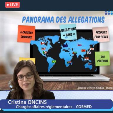 """Les allégations """"Sans..."""" à l'International"""