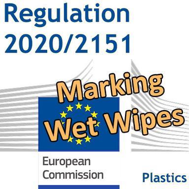 Marquage des lingettes : les nouvelles règles européennes