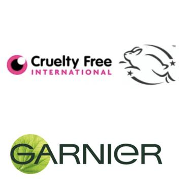 Garnier obtient la certification Cruelty Free