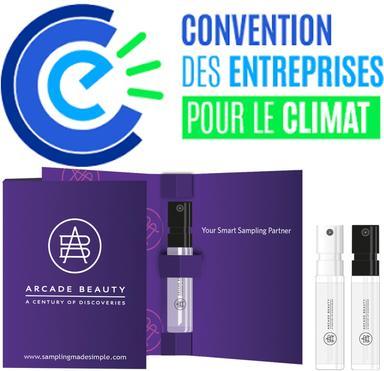 Arcade Beauty rejoint la Convention des Entreprises pour le Climat (CEC)