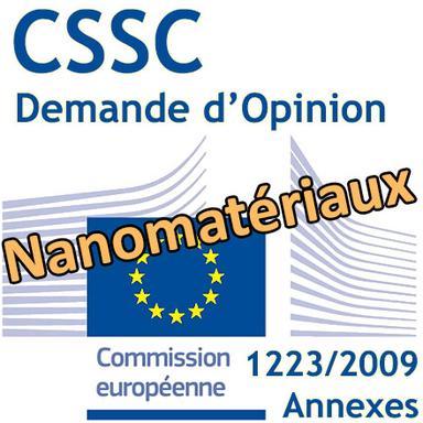 Sécurité des nanomatériaux en cosmétique : demande d'avis scientifique au CSSC