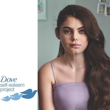 Dove fait la chasse aux filtres sur les réseaux sociaux