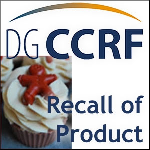 Recall of a So Sweety bath cupcake