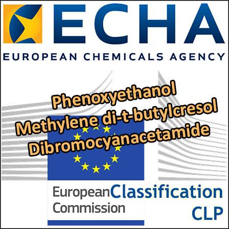 Phenoxyethanol, Methylene di-t-butylcresol…: RAC concludes on a harmonised classification