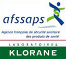 Afssaps announces the withdrawal of lots of a Klorane eye make-up remover lotion