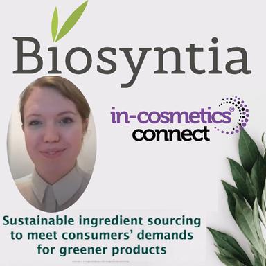 La fermentation par Biosyntia : pour des actifs cosmétiques plus durables