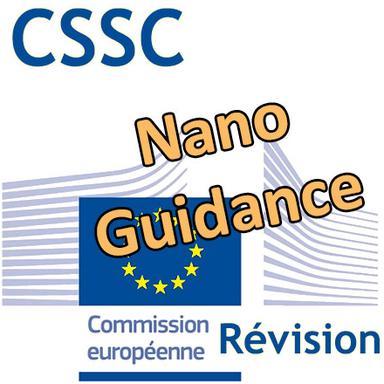 Évaluation de la sécurité des nanomatériaux : le CSSC révise ses lignes directrices