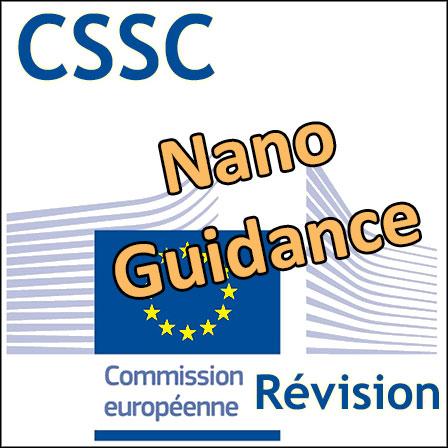 Évaluation de la sécurité des nanomatériaux: le CSSC révise ses lignes directrices