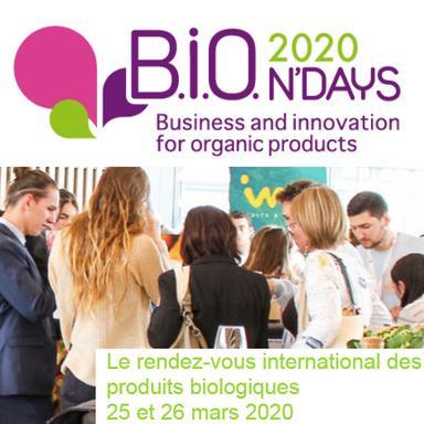 6e édition des B.I.O.N'DAYS : comment ancrer durablement la croissance du bio ?