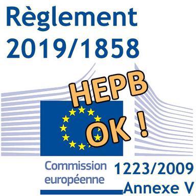 HEPB : un nouveau conservateur entre à l'Annexe V du Règlement Cosmétiques