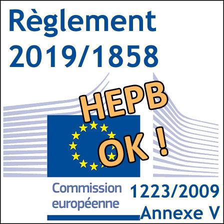 HEPB: un nouveau conservateur entre à l'Annexe V du Règlement Cosmétiques
