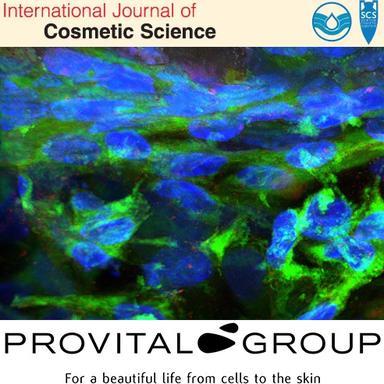 Le modèle de peau artificielle pour les vergetures de Provital