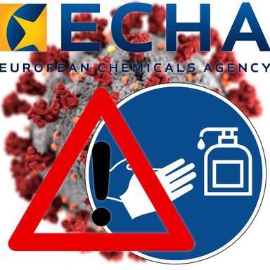 De nombreux désinfectants pour les mains non-conformes ou inefficaces en Europe