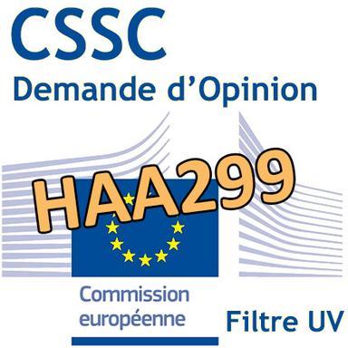 HAA299 [nano] : Nouvelle demande d'Opinion au CSSC