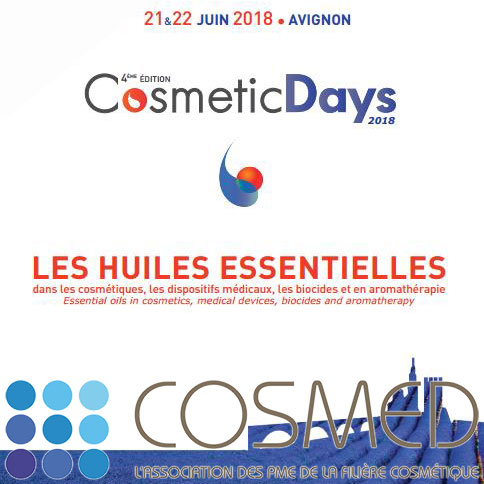 CosmeticDays 2018 Poster