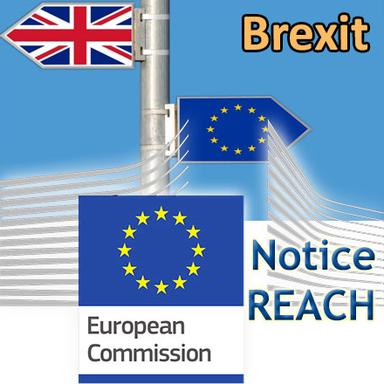 Brexit : les impacts sur REACH