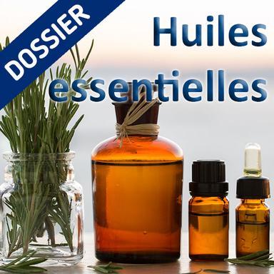 Le dossier huiles essentielles de CosmeticOBS