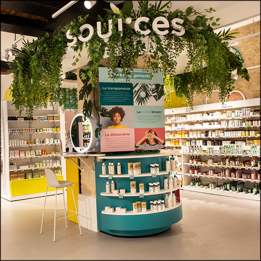 Black List and Clean Beauty: Sources of the new cosmetics retail