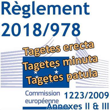 Règlement 2018/978