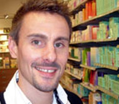 Sébastien Grellier, formateur chea Galénic