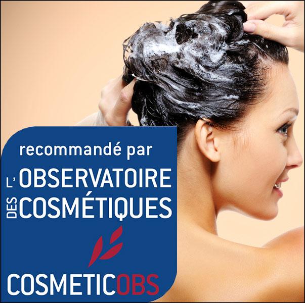 Une sélection de shampooings par CosmeticOBS
