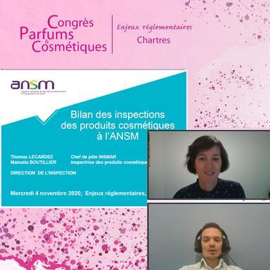 ANSM : les activités 2020 dans le secteur des cosmétiques