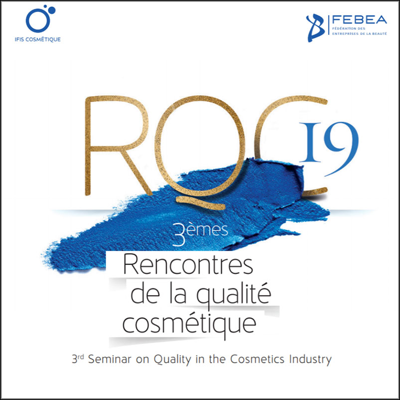 3rd Seminar on Quality in the Cosmetics Industry