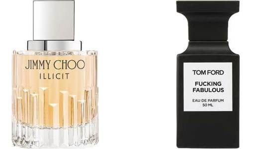 Perfumes A Touch Of Transgression Cosmeticobs Lobservatoire