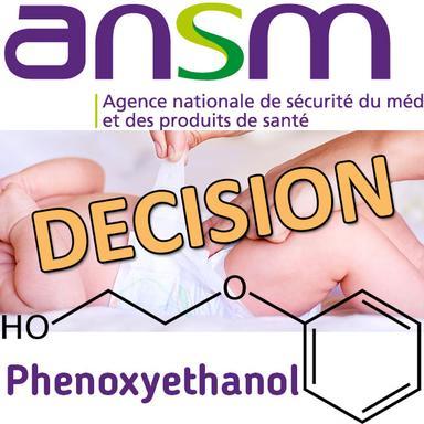 Etiquetage du Phenoxyethanol sur les produits pour bébés