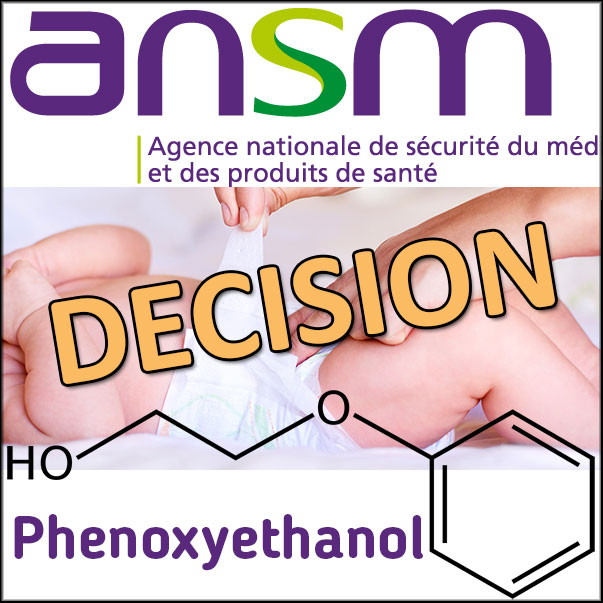 ANSM: a mandatory warning on leave-on cosmetics containing