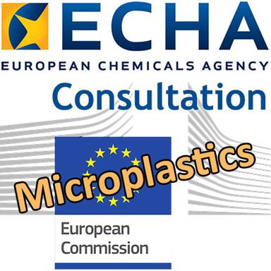 Restrictions des microplastiques : la consultation de l'ECHA