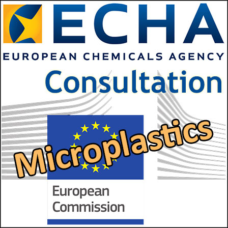 Microplastics restrictions: the ECHA's consultation
