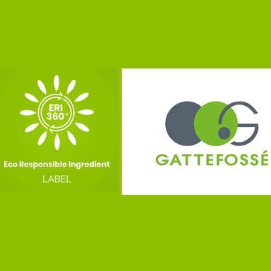 Gattefossé obtient le label ERI 360° pour trois de ses ingrédients
