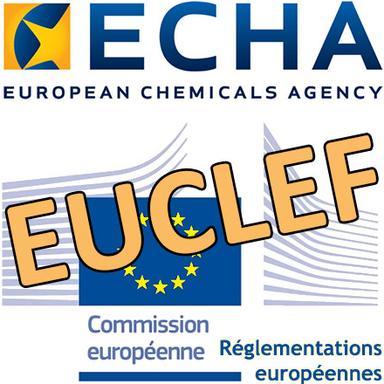 EUCLEF : la nouvelle base de données réglementaire de l'ECHA