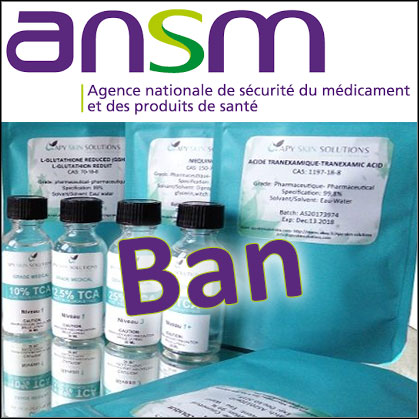 Apy Skin Solutions products ban