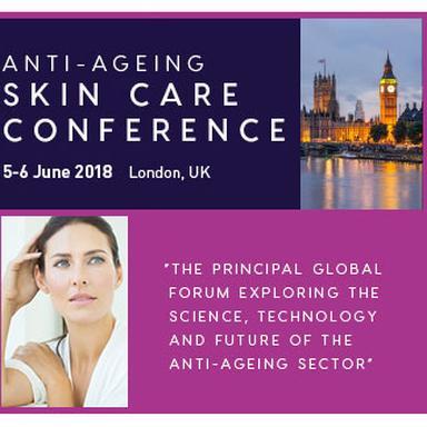 Affiche de l'Anti-Ageing Skin Care Conference
