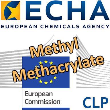 Consultation de l'ECHA sur la classification du Methyl methacylate en Sensibilisant respiratoire 1