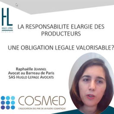 La REP, une obligation légale… valorisable !