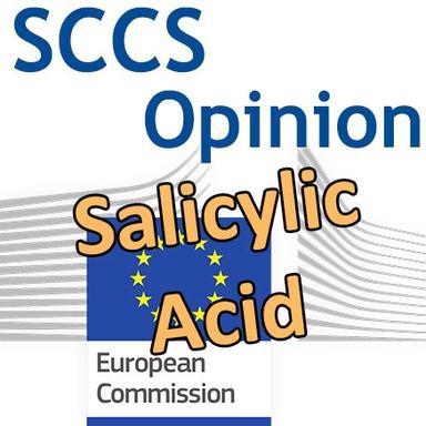 Salicylic acid : l'Opinion finale du CSSC