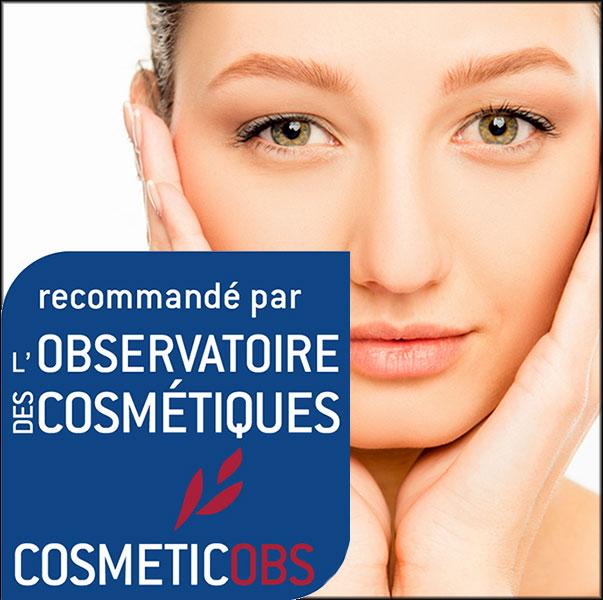 Une sélection de cosmétiques pour les peaux sensibles